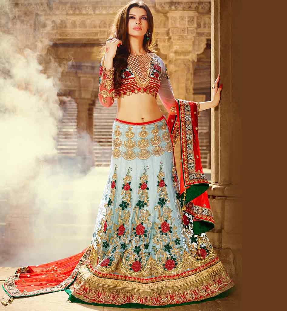 98962c2c37 Where to Score Designer Lehenga for Less... - mydala blog