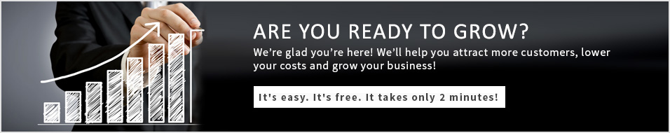 Promoting your business has never been so easy!