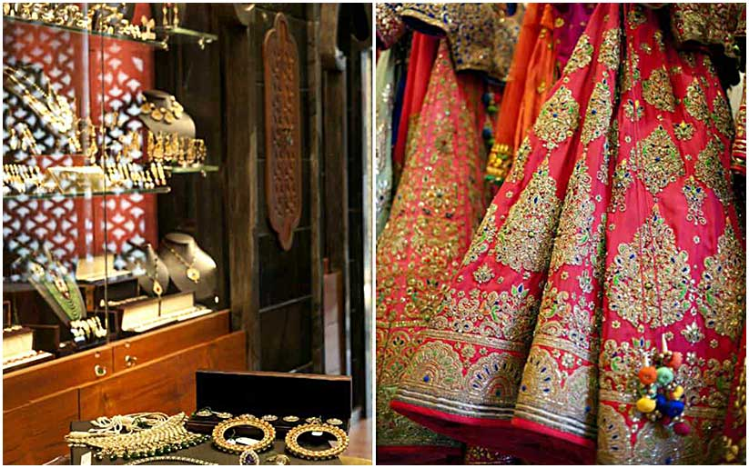 Head to Jaipur for the Ultimate Wedding Shopping!