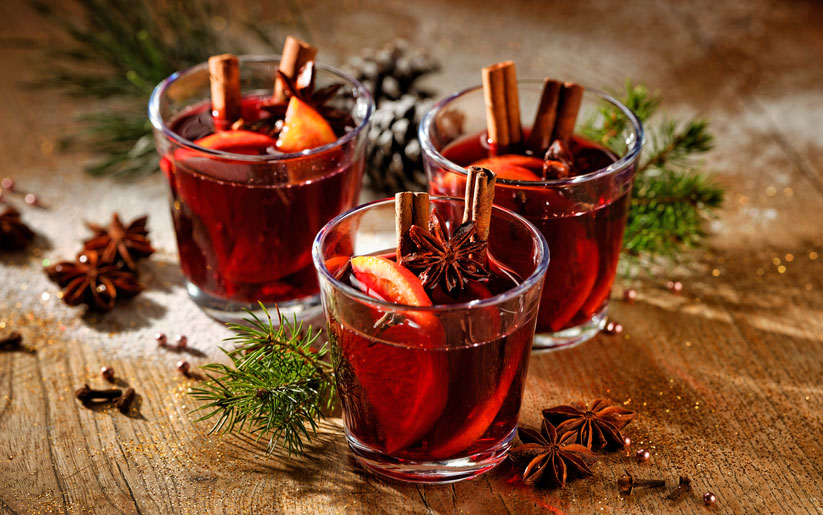 Where To Go For Mulled Wine & Other Xmas Treats