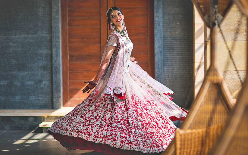 Where to Score Designer Lehenga for Less...