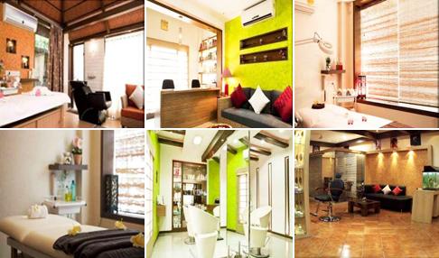 Zaras Salon And Spa