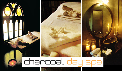 Charcoal Day Spa