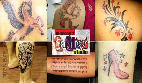 Mickey'z Tattoo Studio