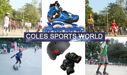 Coles Sports World