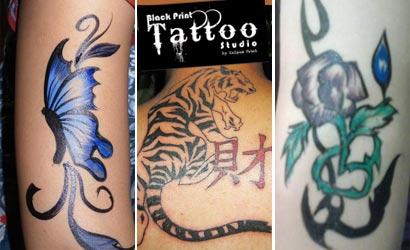 Black Print Tattoo Studio