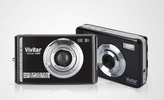 Vivitar X029 Camera