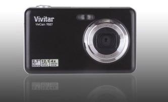 Vivitar T027 Camera