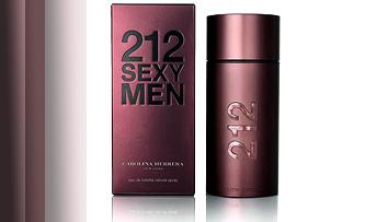 Carolina Herrera 212 Perfume for Men