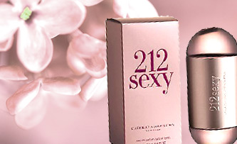 212 Sexy Carolina Herrera Perfume for Women