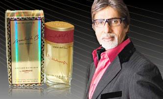 Amitabh Bachchan Gold by Lomani For Women