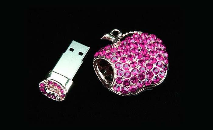 Luxury 8 GB flash drive