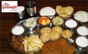 Navaratri Food Festival -the connaught