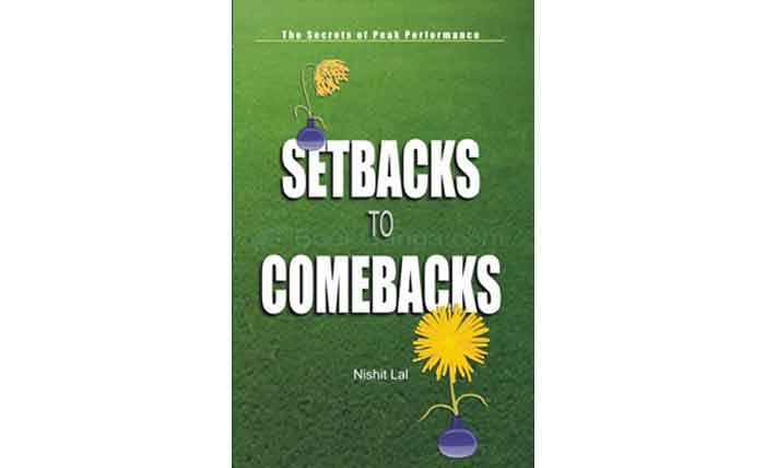 Setbacks To Comebacks (Paperback)