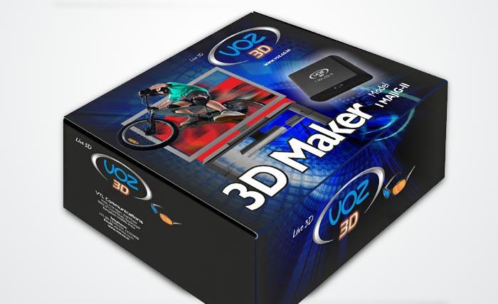 Voz 3D Maker 2