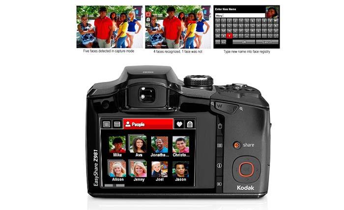 Kodak Easy Share digital camera