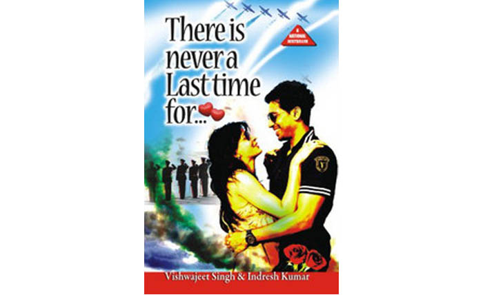 There is never a last time for.... (Paperback)