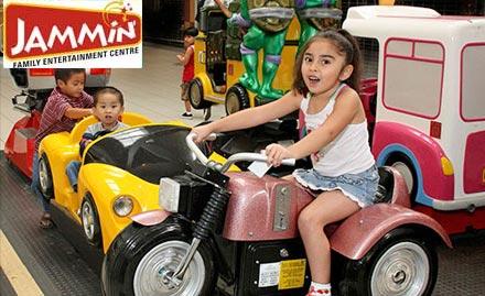 Jammin Recreation Pvt. Ltd.