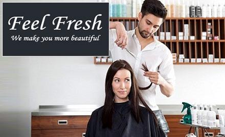 Feel Fresh Salon & Spa