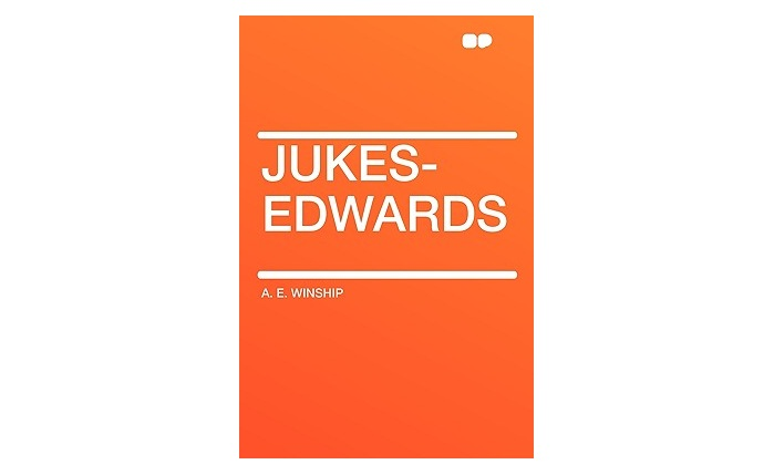 Jukes-Edwards (Paperback) by A. E. Winship
