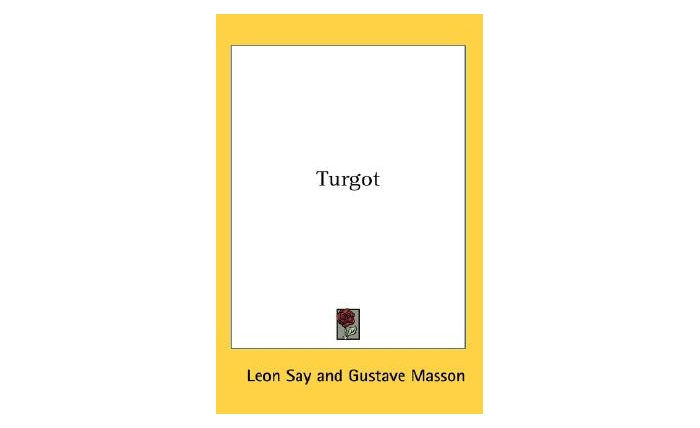 Turgot (Paperback) by Leon Say