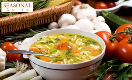 Seasonal Curry Restaurant