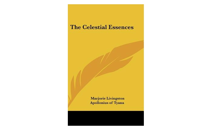 The Celestial Essences (Hardcover) by Marjorie Livingston