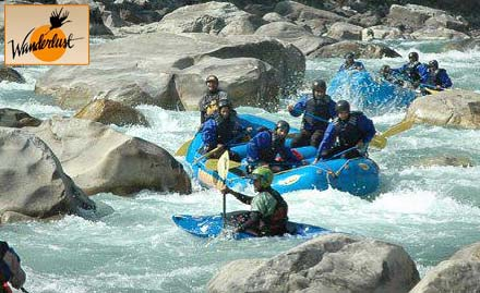 Ganga � River Rafting Swiss Camp & Cottages