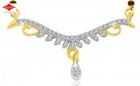 Studded Diamond Mangalsutra