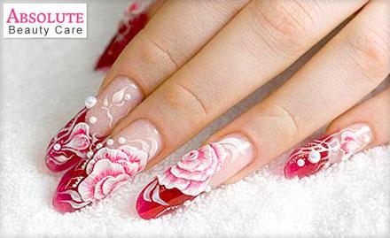 Absolute beauty care karkardooma delhi health beauty for Absolute beauty salon