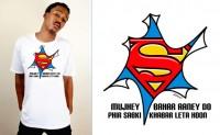 Super Model T-shirt