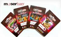 Moser Baer 4GB Swivel USB Drive Coupons