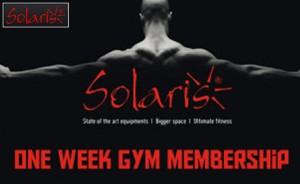 Solaris Fitness World