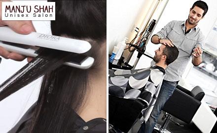 Manju Shahs Unisex Beauty Studio