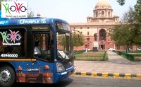 HOHO Delhi Bus services