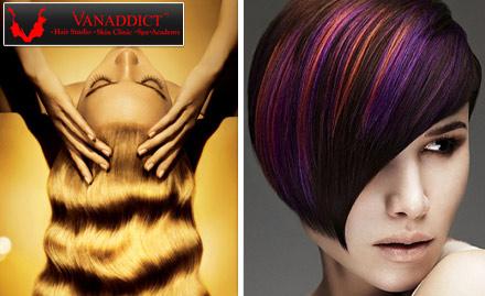 Vanaddict Salon & Spa