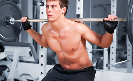 Muscles Fitness Gym