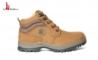 Red Chief Casual Shoes-Rust