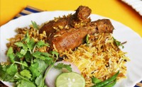 Chicken Dum Biryani House