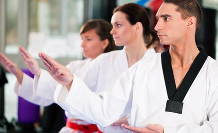 Rose Rock Taekwondo