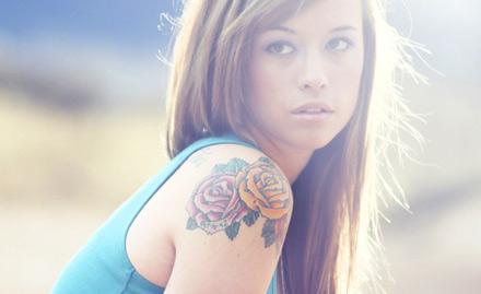 Joy Tattoo Ink
