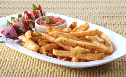 Parijaat- D Food Club