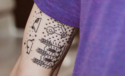 Melena Tattoo Art