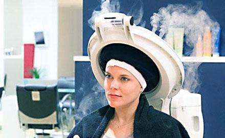 Hair Length Unisex Salon