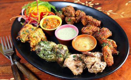 Fine dine deals at punjabi authentic food in r t nagar for Authentic punjabi cuisine