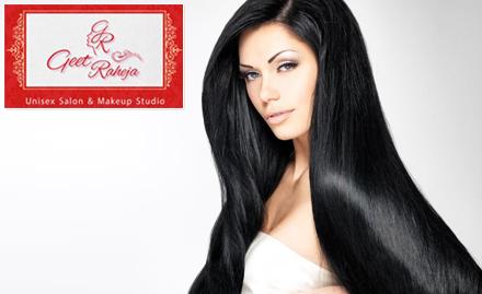 Geet Raheja Unisex Salon & Makeup Studio