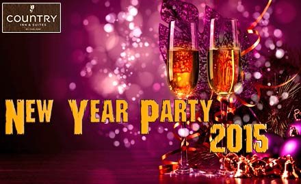 DHOOM Welcome 2015-Country Inn & Suites