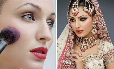 Bridal package deals at honey beauty parlour in kundan for Honey beauty salon