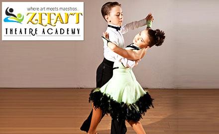 Zee Art Dance Theater Academy