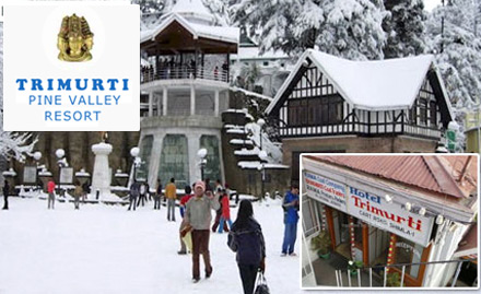 Trimurti Pine Valley Resort
